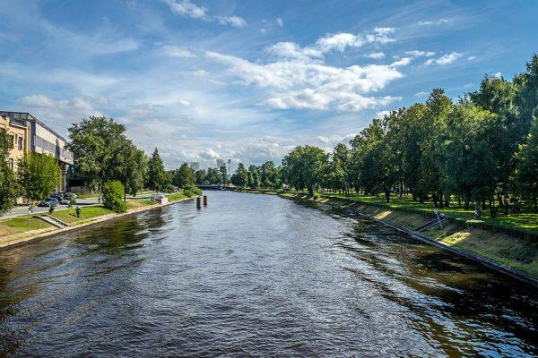 Каналы и парадная Нева (2 часа)