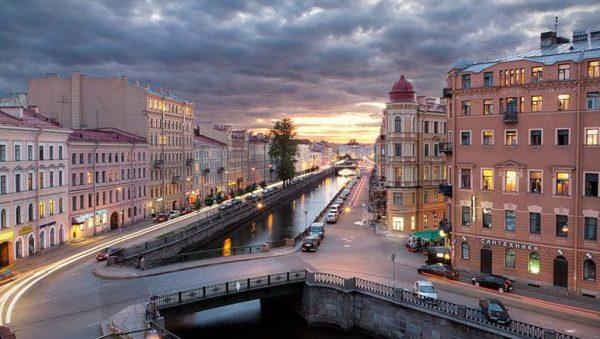 Санкт-Петербург Достоевского (1 час)