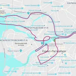 Весь Петербург (4 часа)