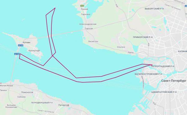 Форты и Кронштадт (4 часа)