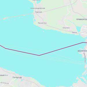 Путешествие до Кронштадтской крепости