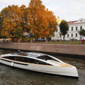 "Яхта ""Амстердам"""